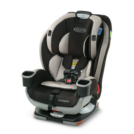 Graco Extend2Fit 3-in-1 Car Seat - Stocklyn