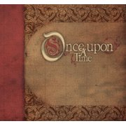 "Once Upon A Time Post Bound Album W/Glitter 12""X12""-"