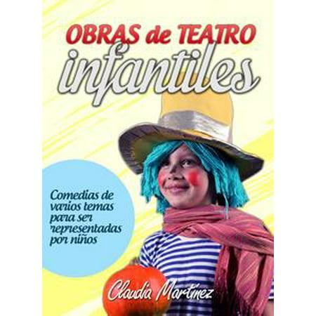 Obras de Teatro infantiles - - Ideas Para Fiestas De Halloween Infantiles