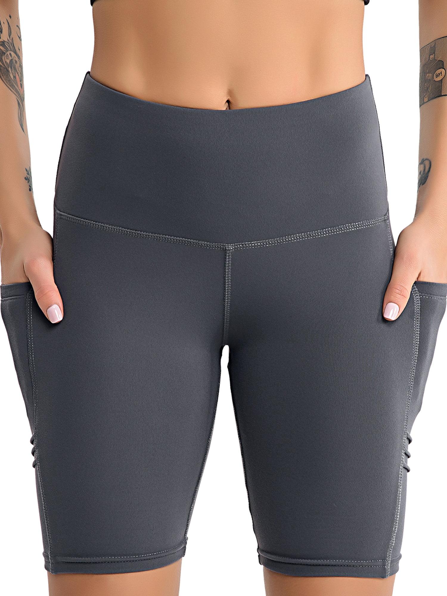 leving sporty shorts Womens Sports Running Jogging Female Home Yoga Fitness Shorts Beach Shorts