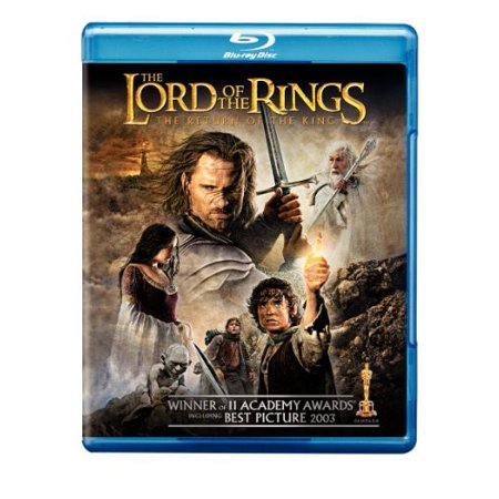 The Lord Of The Rings  The Return Of The King  Blu Ray   Dvd
