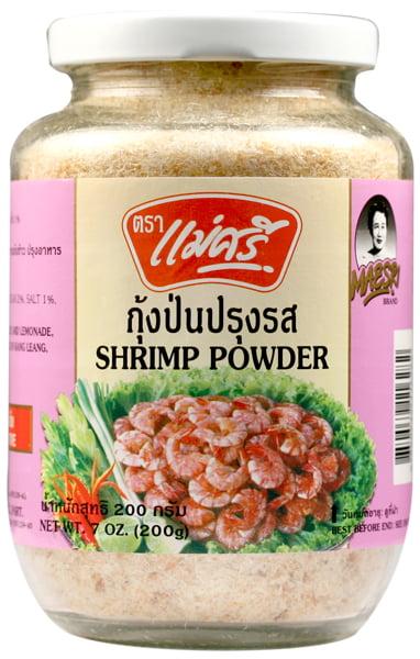 Maesri, Shrimp Powder, 6oz by Maesri