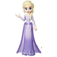 Disney Frozen Adventure Collection Elsa Figure [Purple Dress] [No Packaging]