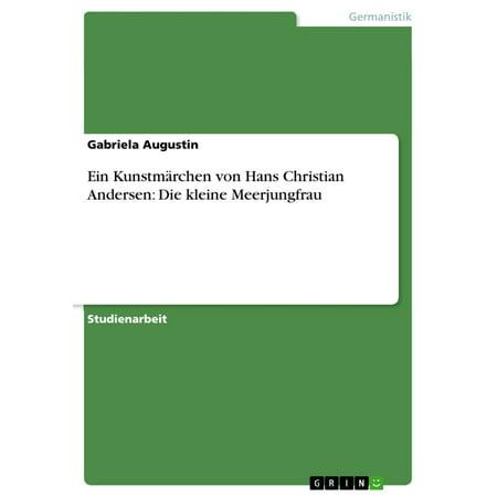 Ein Kunstmärchen von Hans Christian Andersen: Die kleine Meerjungfrau - eBook (Meerjungfrau Sonnenbrille)