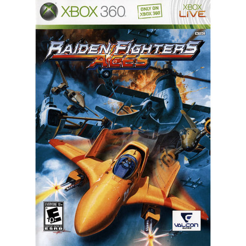 Raiden Fighter Aces (Xbox 360)