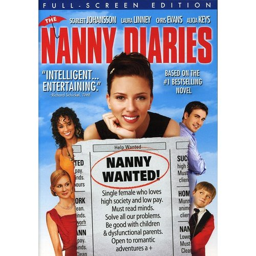 THE NANNY DIARIES [DVD] [FULL FRAME]