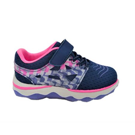 Athletic Works Girl's Printed Cage Sneaker