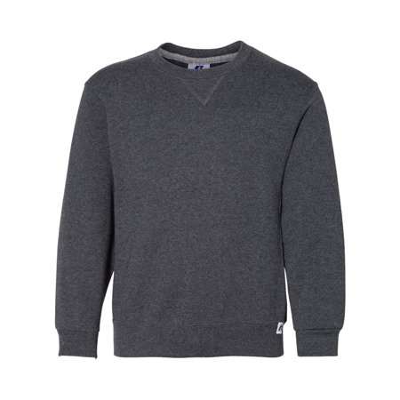 9953132e867 Russell Athletic Boy s Dri Power Crewneck Sweatshirt