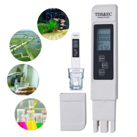 Digital PH Meter and TDS Meter, Water Quality Tester, Auto Calibration, Ideal kit for Aquarium, Swimming Pool, Drinking (Hardness Tester Calibration)