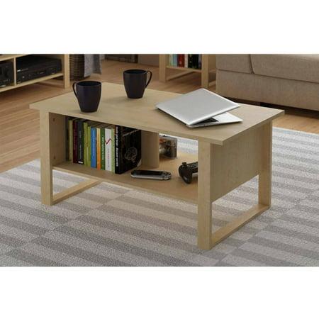 Terrific Mainstays Coffee Table Multiple Colors Machost Co Dining Chair Design Ideas Machostcouk