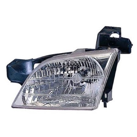 Go-Parts » 1997 - 2004 Oldsmobile Silhouette Front Headlight Headlamp Assembly Front Housing / Lens / Cover - Left (Driver) Side 10368389 GM2502175 Replacement For Oldsmobile Silhouette