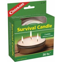 Coghlans Emergency Survival Candle 36 Hour