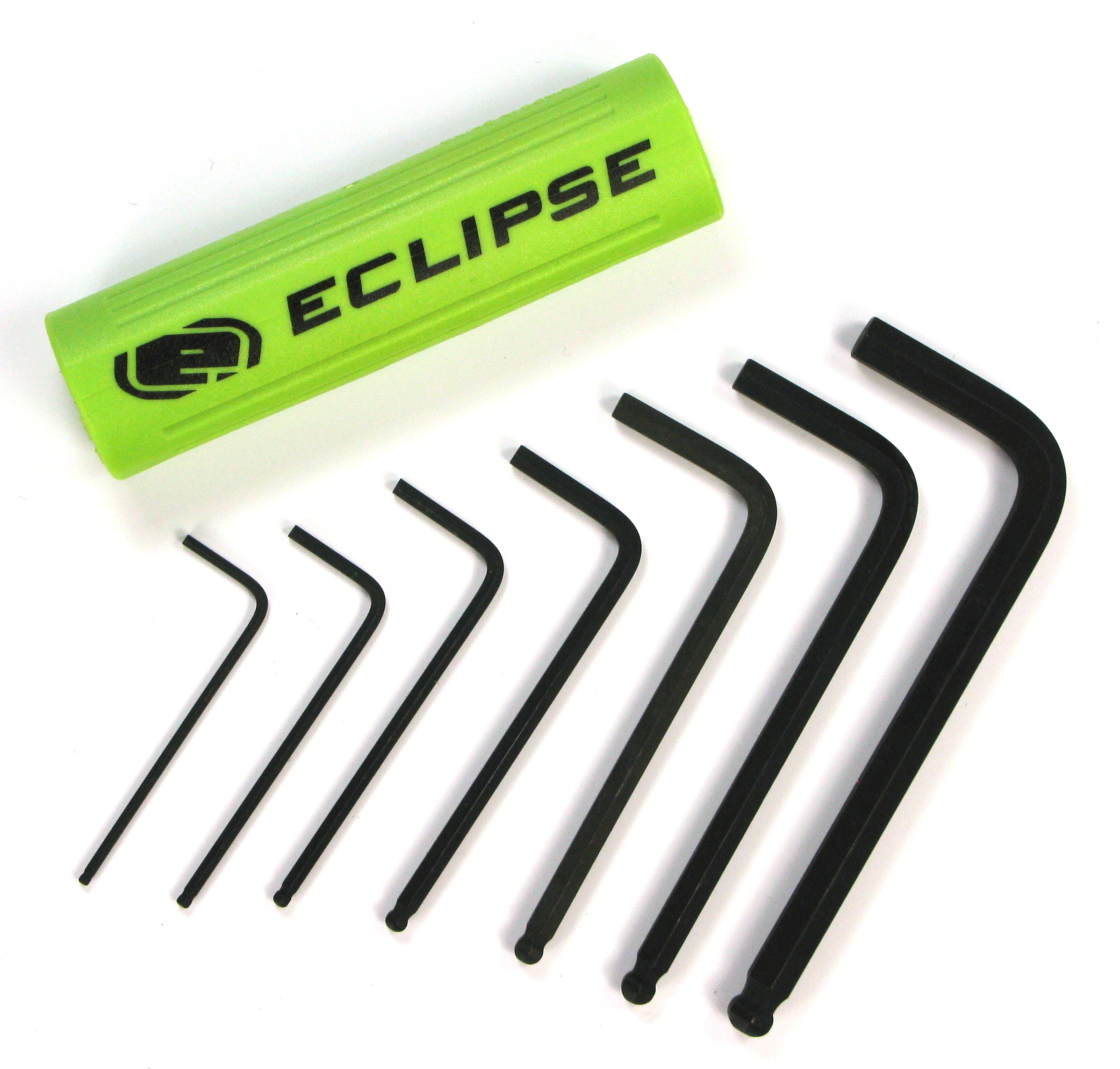 Planet Eclipse Tool Tube / Allen Key Set - Lime