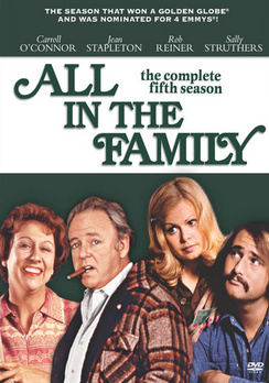 All In The Family: The Complete Fifth Season (DVD) by Sony Pictures Home