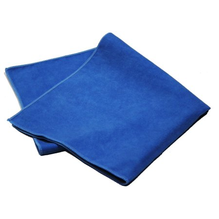 - Microfiber Suede Cleaning and Polishing Cloth, 16in x 16in: 12-Pack