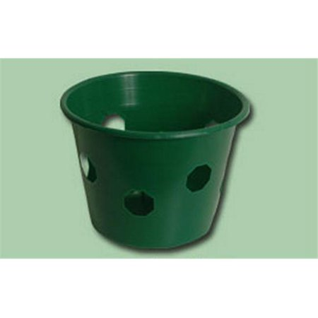 "Image of ""Bloom Master 105 10"""" Hanging Baskets - Green or Terracotta"""