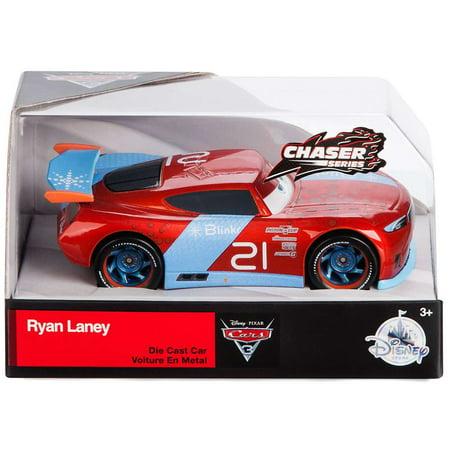Disney Cars Chaser Series Ryan Laney Diecast Car (Ryan Lane)