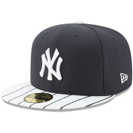 0924a3ed7f38c New York Yankees New Era Youth Diamond Era 59FIFTY Fitted Hat - Navy White  - Walmart.com