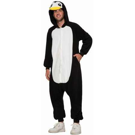 Halloween One Piece Penguin Adult Costume
