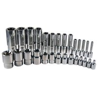 ATD Tools 28pc STD/DP E-Torx Socket Set 13779