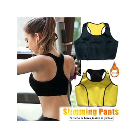 Laboratory Hot Plates Thermo (Womens Firm Vest / Pants Slimming Shapewear Hot Thermo Neoprene Sweat Body Shaper Trainer Gym Yoga Sauna Shaping Pants Vest )