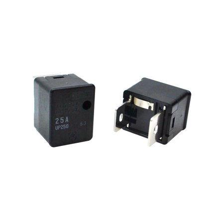 UP250 Daito 25A AC 250V DC 125V PLUG-IN Black Connector Alarm Fuses LOT OF 3 Adapters - VGA Hdmi DVI DP RCA & S-Video