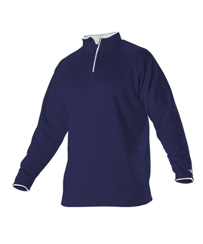 Alleson Game Day Quarter Zip Fleece Jacket by Alleson