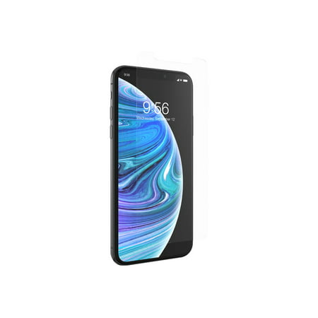 ZAGG InvisibleShield Glass+ Anti-Glare - Blocks Glare from your device - Made for Apple iPhone X / XS