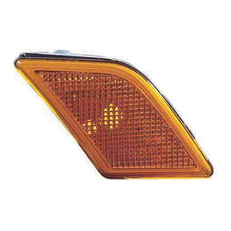 2008-2009 Mercedes-Benz C230  Aftermarket Passenger Side Front Side Marker Lamp Lens 2048200221 CAPA