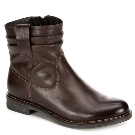 Michael By Michael Shannon Womens Side Zip Slouch Ankle Boots