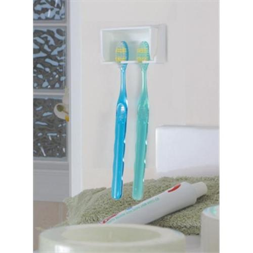 Camco 57203 Pop-A-Toothbrush - White