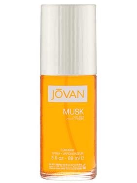 Jovan Musk Cologne Spray for Men, 3 Oz
