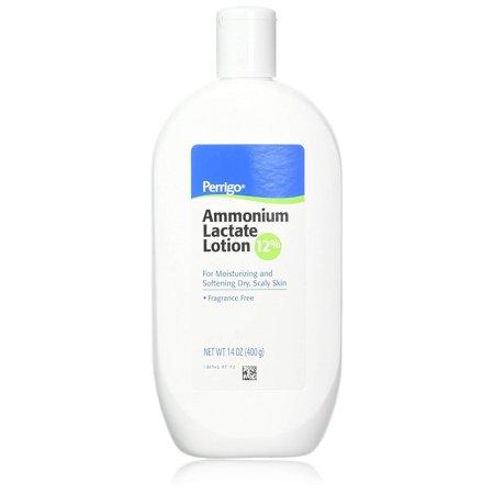 Ammonium Lactate Lotion 12% Fliptop - (400grams/14oz) - Two Bottles (Bottle Clary Sage)