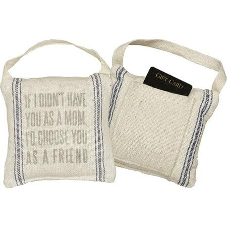 Mini Pillow - If I Didnt Have - Mini Pillow