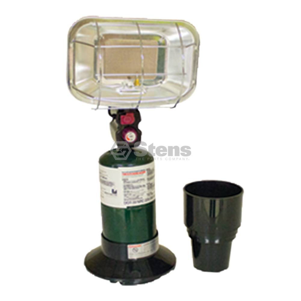Genuine Stens Propane Heater For Golf Cart / Universal Pa...