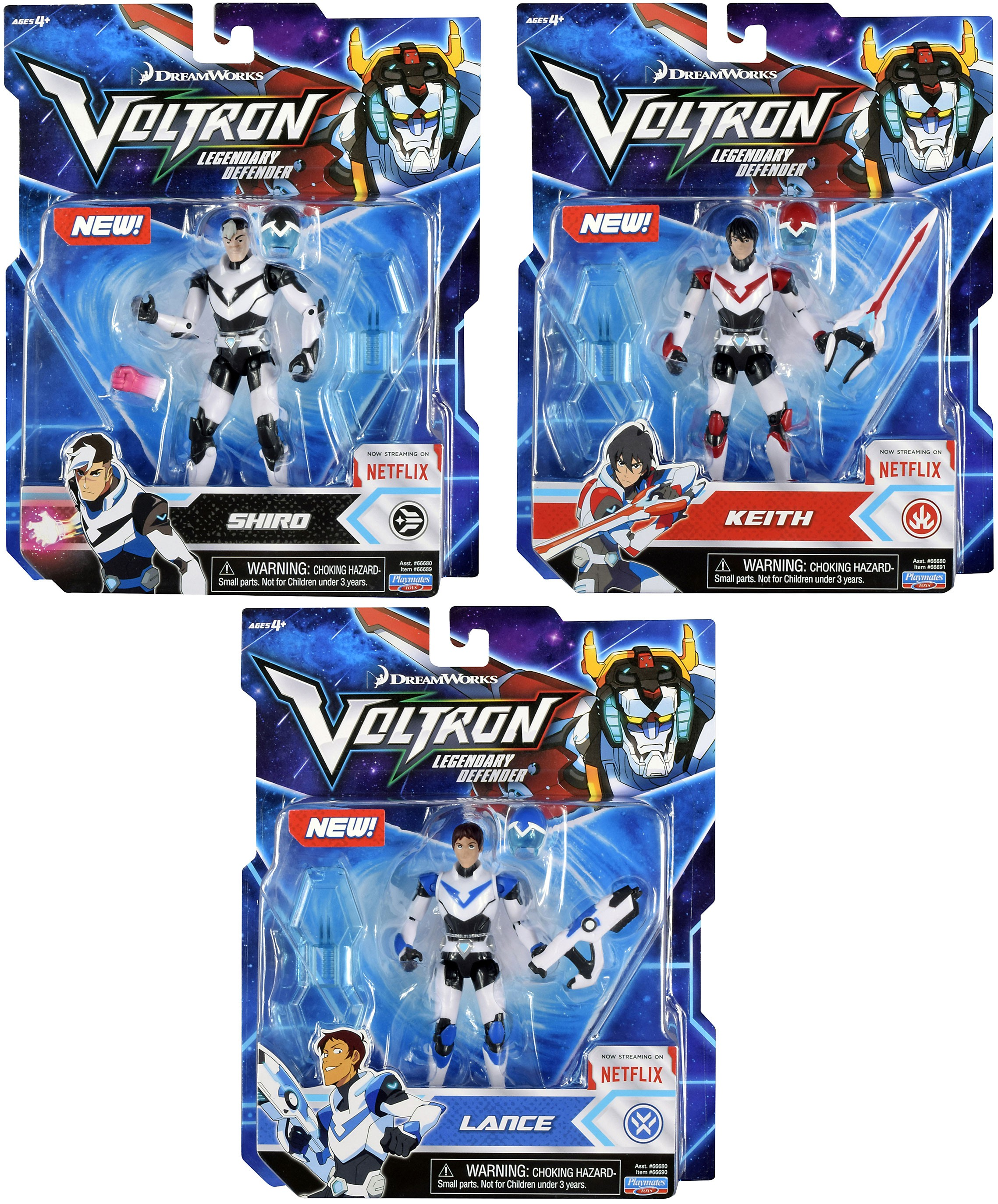 Voltron Lance Basic Action Figure