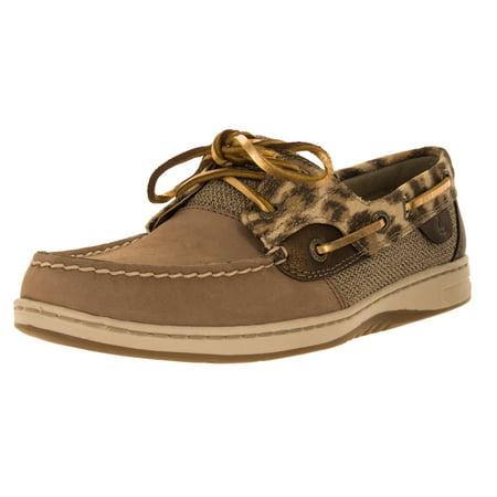 Narrow Width Womens Boat Shoes