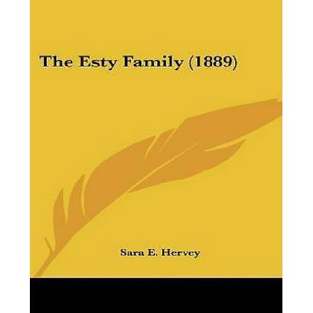 The Esty Family  1889