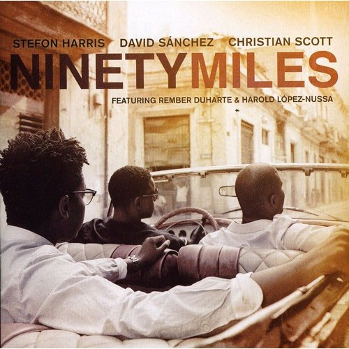 Ninety Miles (W/Dvd)