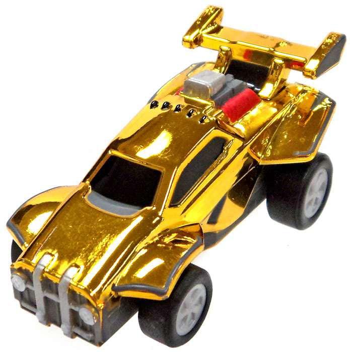 Rocket League Pullback Racer Octane Mini Car Gold With Code Walmart Com Walmart Com