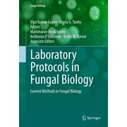 Laboratory Protocols in Fungal Biology - eBook
