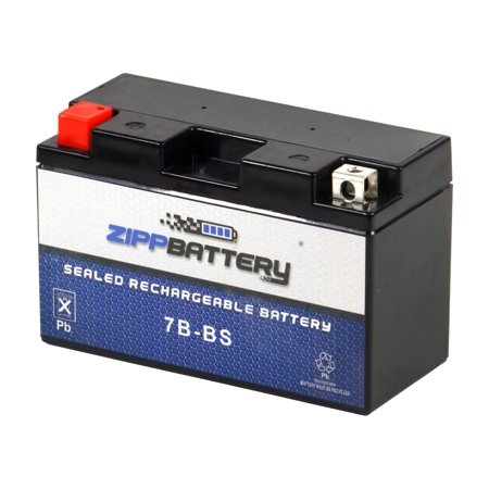 YT7B-BS High Performance - AGM Motorcycle Battery for 2008 Suzuki DRZ400SM