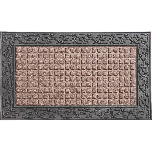 Homebasix Geometric Doormat by Homebasix