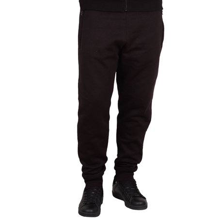 Jordan Craig Solid Fleece Joggers