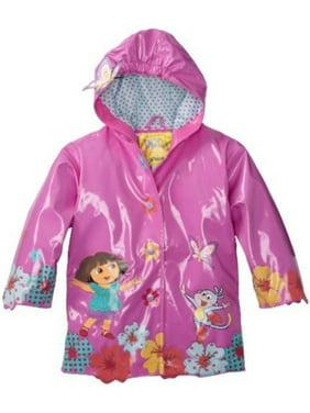 Nickelodeon Little GirlsDora Coats