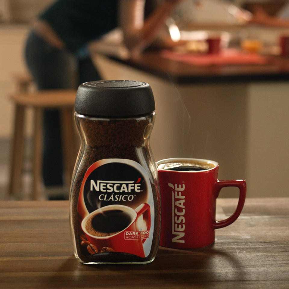 nescafe clasico instant coffee 10.5 oz. jar - walmart