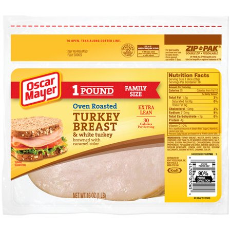Louis Rich Turkey Breast Smoked Portion Fat Free additionally 89243 Eckrich Deli Turkey Skinless Smoked Sausage 13 Oz also Oscar Mayer Naturally Hardwood Smoked 99048978 together with B3NjYXIgbWF5ZXIgdHVya2V5IGJhY29u together with Oscar Mayer Super Thick Cut Bol 1610. on oscar mayer turkey nutrition information