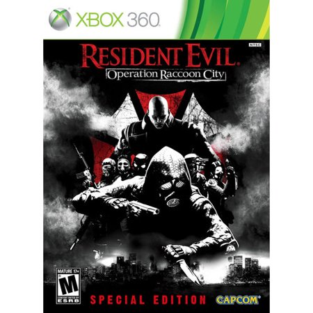 Resident Evil: Operation Raccoon City Special Edition -Xbox (Resident Evil Games In Order Xbox 360)
