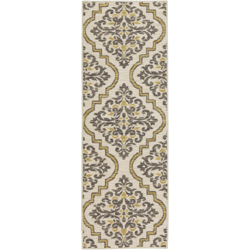 Mohawk Mh 20x60 Fancy Ogee Accent Rug