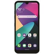 AT&T LG Phoenix 5 16GB, Silver - Prepaid Smartphone